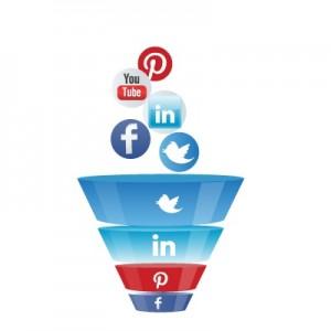 funnel social selling